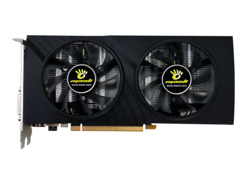 MANLI GeForce GTX 1070 (F363G+N459)
